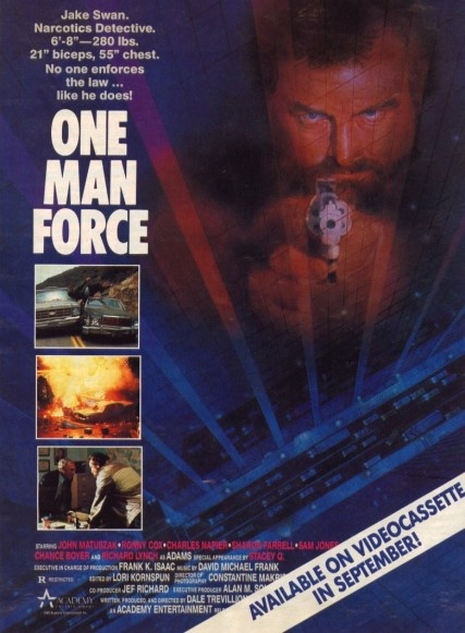 one-man-force-poster