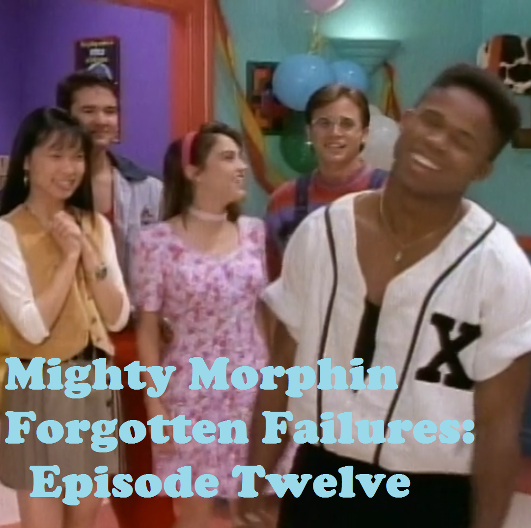 Mighty Morphin Forgotten Failures 12 Happy Birthday Zack