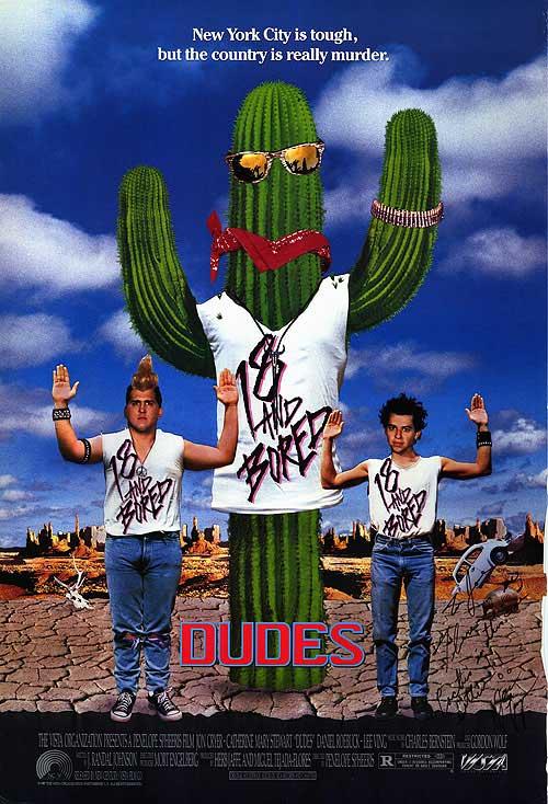 dudes-1987-poster